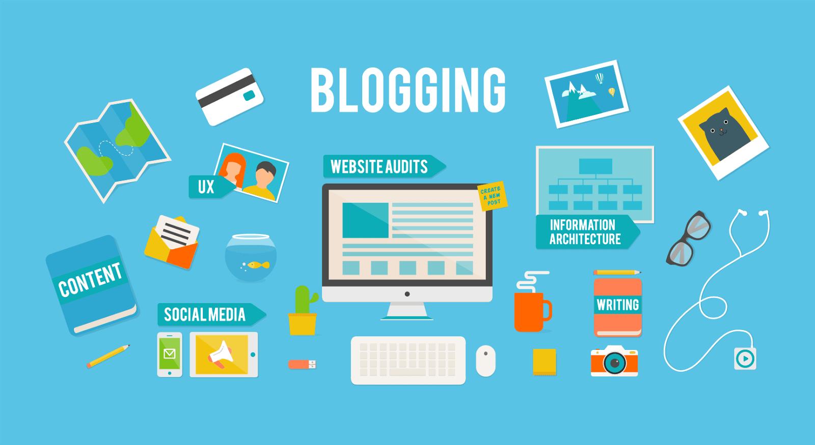 blogging SMB