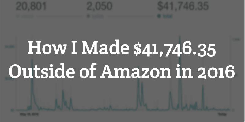 How I made $41,746