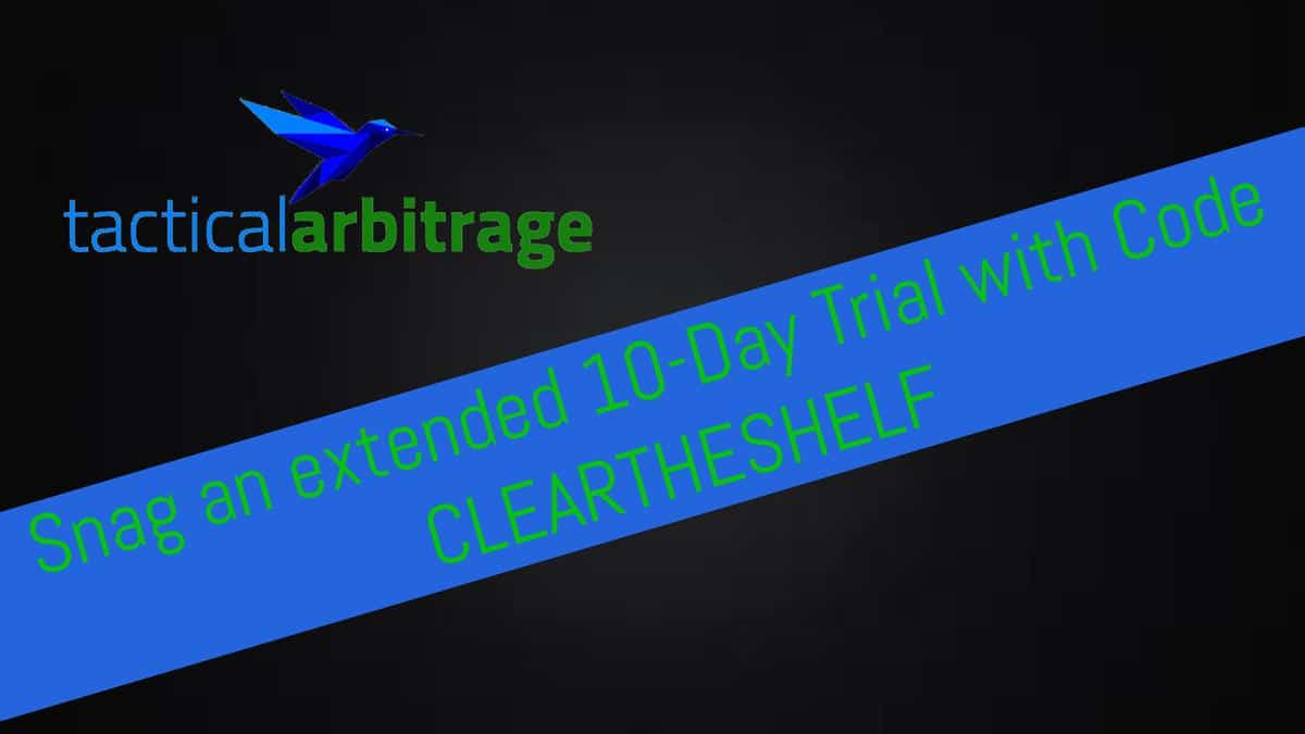 Tactical Arbitrage Extended trial